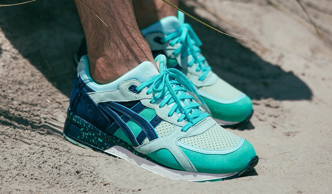 buy popular 1cb90 53905 The Next Ubiq x Asics Releases Sooner Than You Think