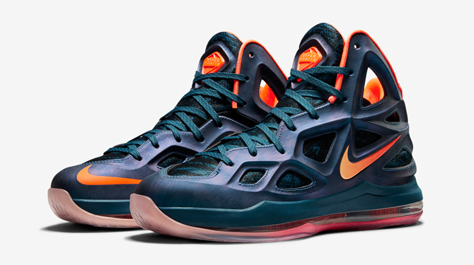 Nike Continues to Quietly Release the Hyperposite 2 A Space Blue version of the shoe just arrived