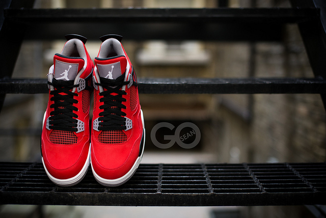 We Take A Look Back At This Past Weekends Much Anticipated Release Of The Toro Bravo Air Jordan 4 Retro