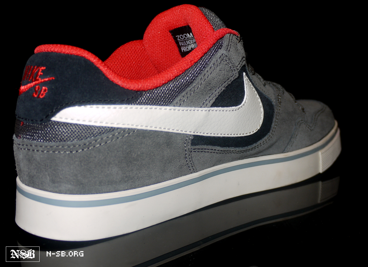 Nike SB hits the Paul Rodriguez 2.5 with the classic