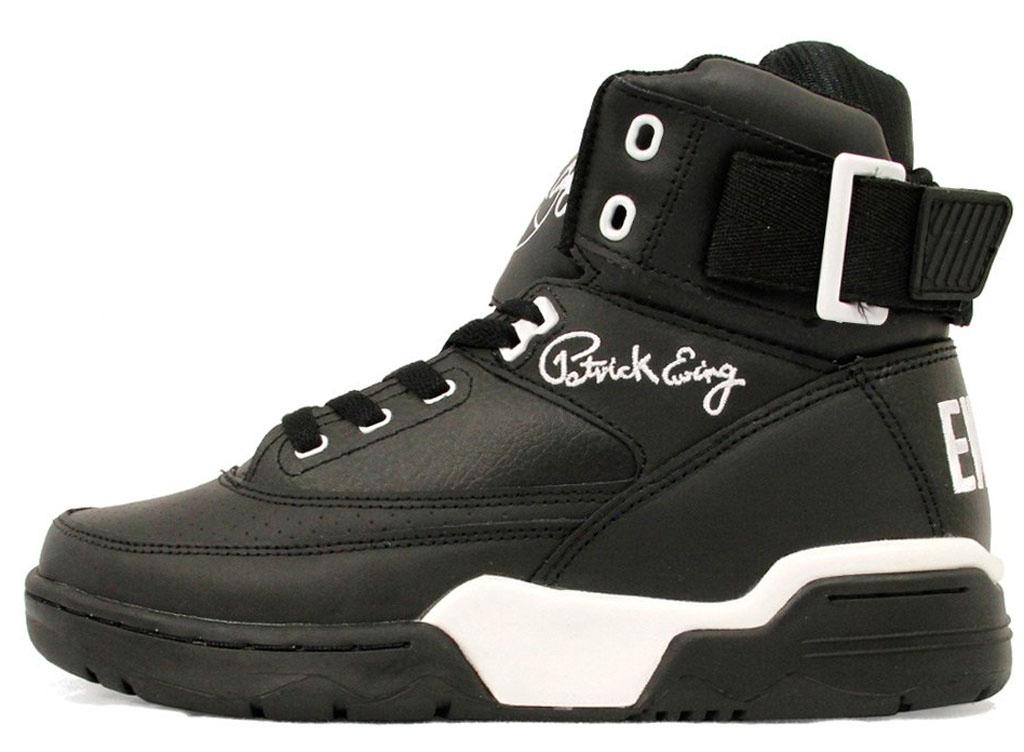 sneakers for cheap f1dc3 ec994 Ewing Athletics Ewing 33 Hi 1VB90013-601 Red Black