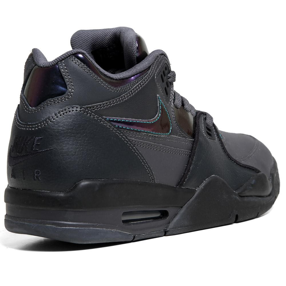 more photos 4cbe5 9b4f6 The Nike Air Flight 89 in Anthracite   Black is available for pre-order now  at End Clothing.