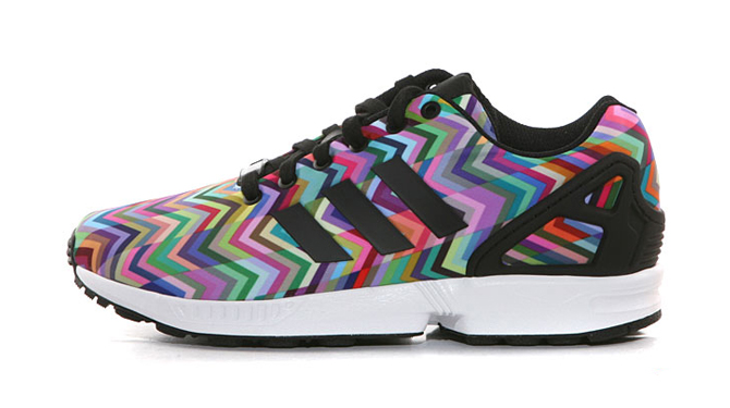istinto pallavolo dinamico  For Anyone Who Missed the 'Multicolor Prism' adidas ZX Flux | Sole Collector