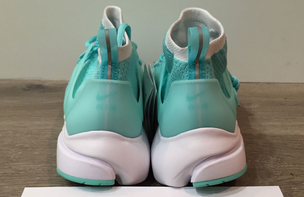 best sneakers 39796 ac3e5 Nike Flyknit Presto Flyknit Ultra Hyper Turquoise 835738-301 (2)