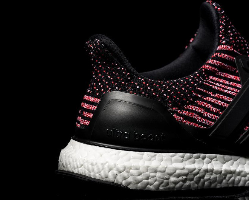 84ff5a40ac248 Chinese New Year Adidas Ultra Boost 2017 Heel