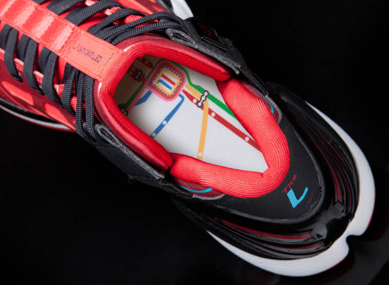 Best of 2011: adidas - adiZero Rose 2 L-Train Windy City Christmas (2)