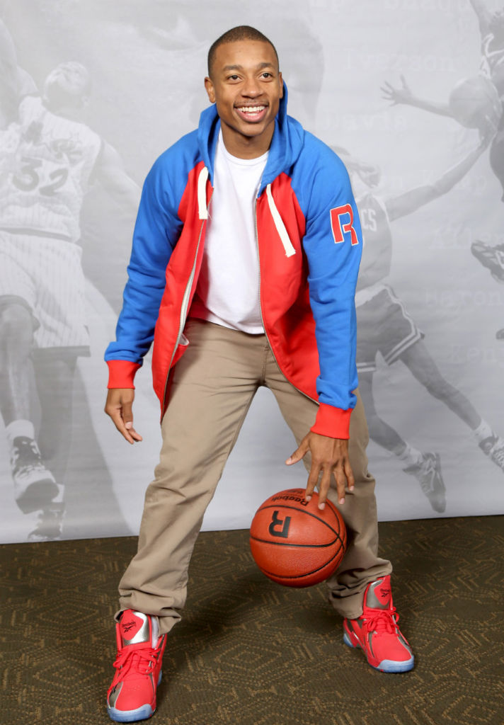 Isaiah Thomas Attends Reebok Kamikaze II Houston Re-Launch (3)