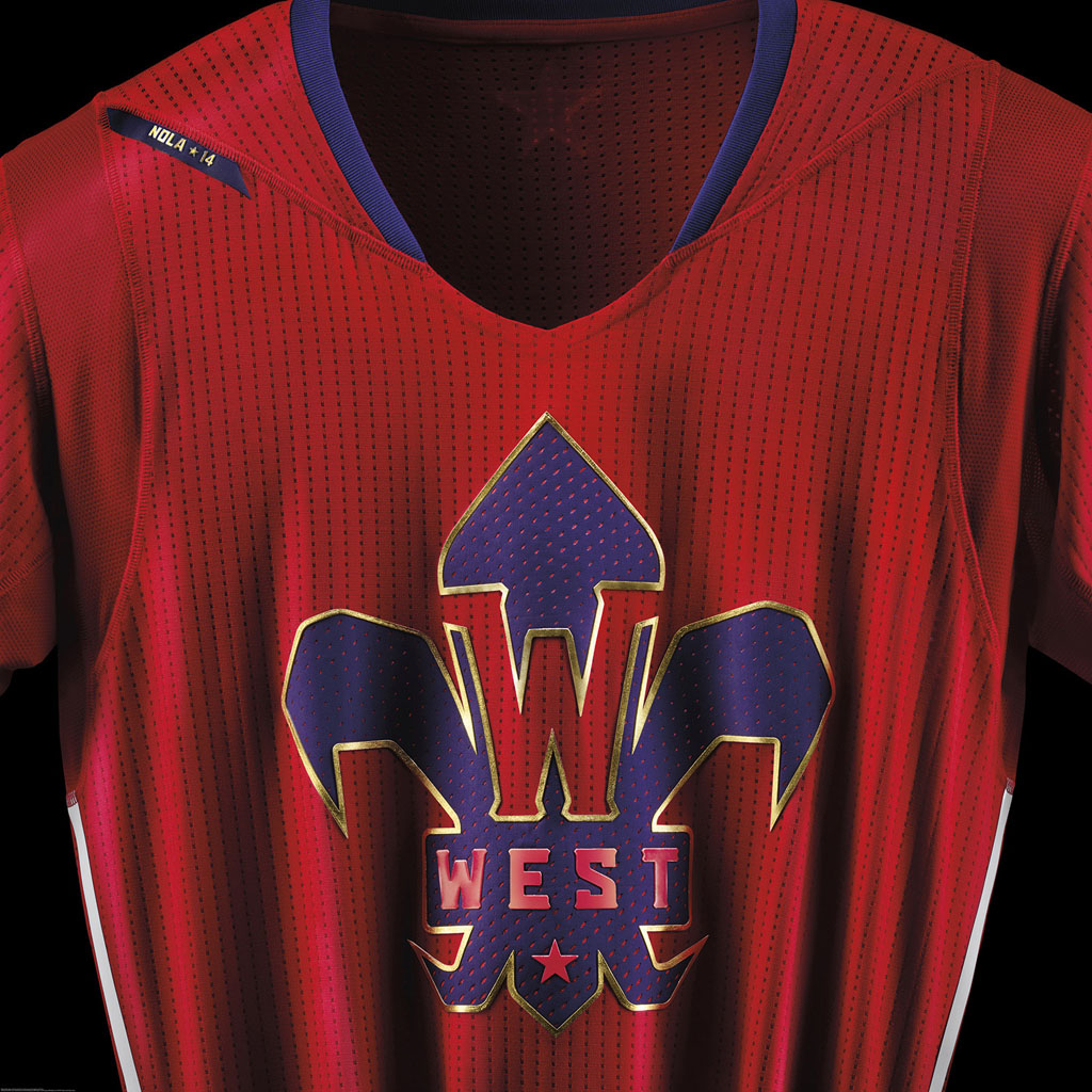 adidas 2014 NBA All-Star Uniforms (8)