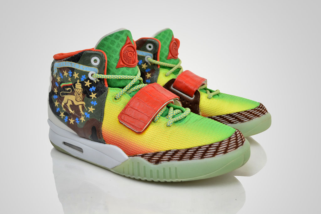 Nike Air Yeezy 2 'Marleezy' by Revive Customs (2)
