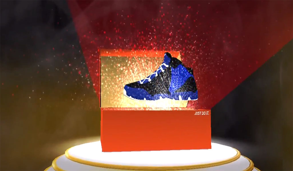 NBA 2K13 Sneaker Features // Shoe Creator