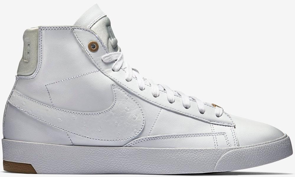 Nike Blazer Lux Premium White/White-Pure Platinum