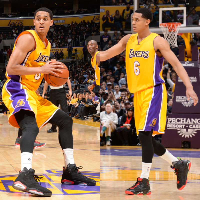 #SoleWatch NBA Power Ranking for January 31: Jordan Clarkson