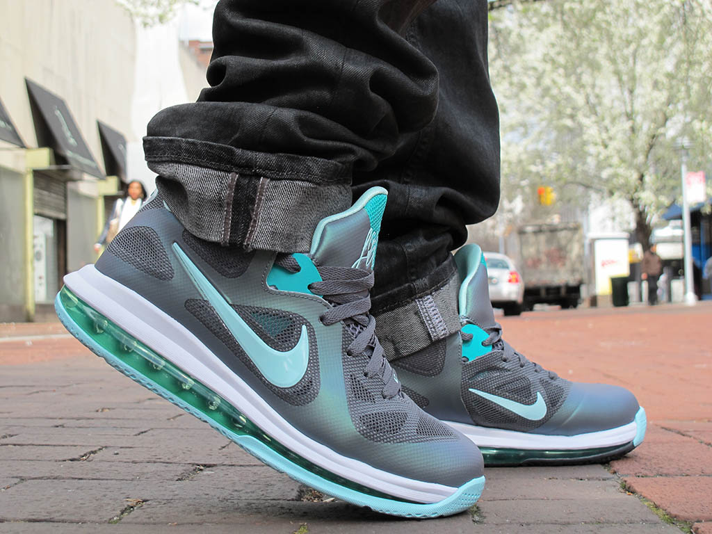 Nike LeBron 9 Easter Shoes 510811-001 (4)