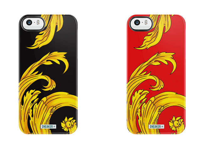 SneakerSt & Uncommon Present Supreme Foamposite Inspired iPhone Cases