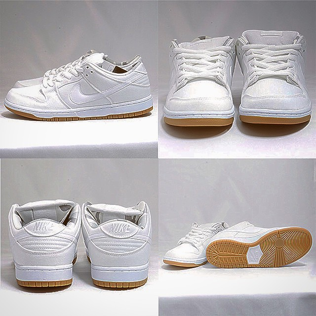 reputable site fe910 90848 This Clean Nike SB Dunk Low Is Hitting Stores   Sole Collector