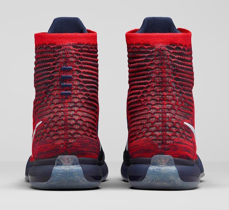 on sale 9dc88 d5618 ... X Elite A Very Patriotic Pair of Nike Kobe Sneakers ...