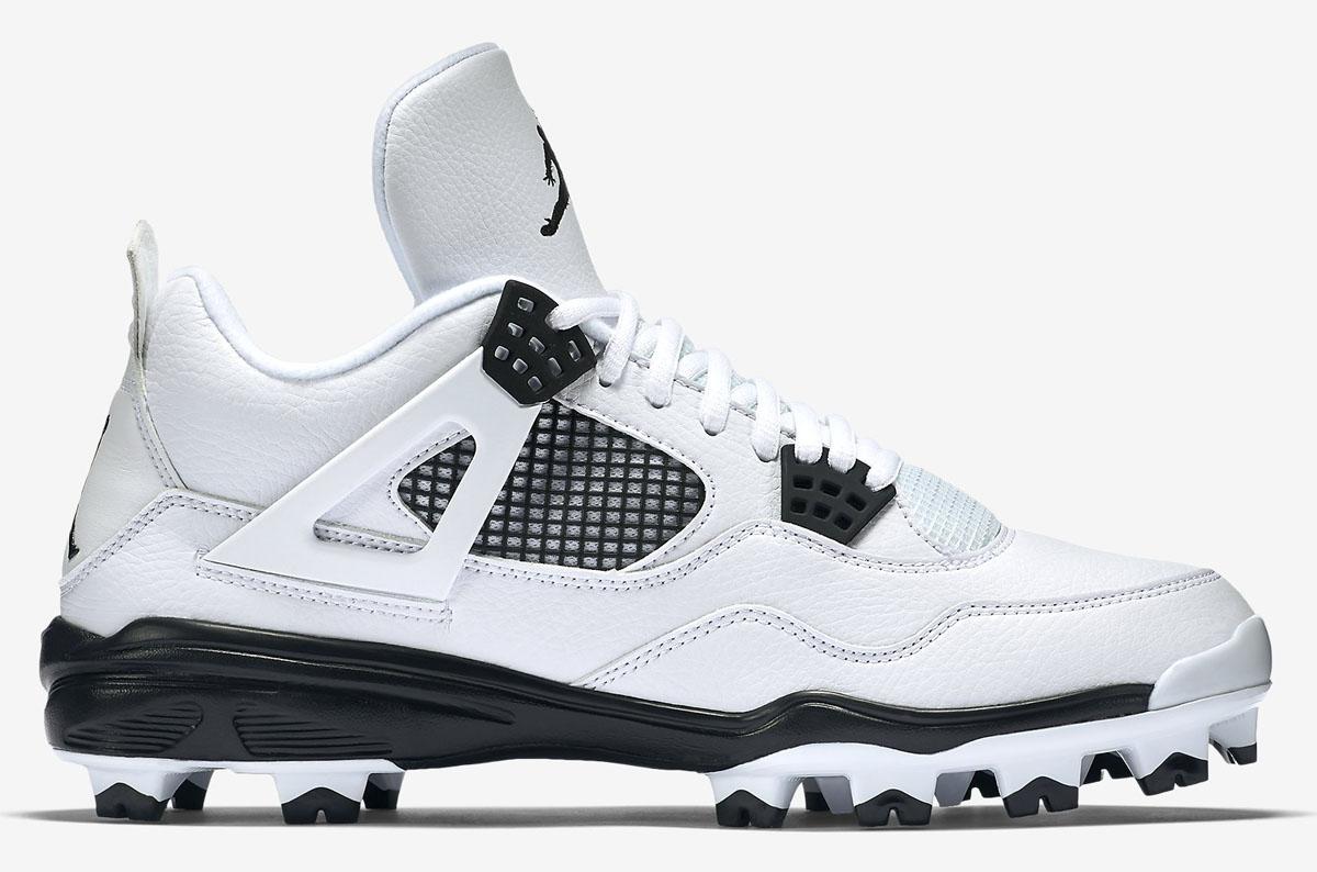 07d50ae491c3 You Can Now Buy Air Jordan 4 Baseball Cleats