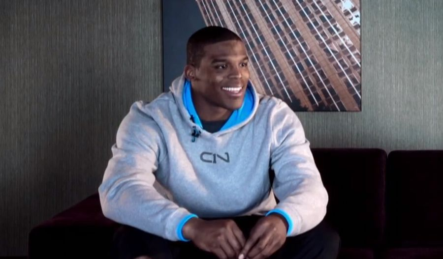 Cam Newton & Dave Dombrow Detail the Under Armour Cam Highlight