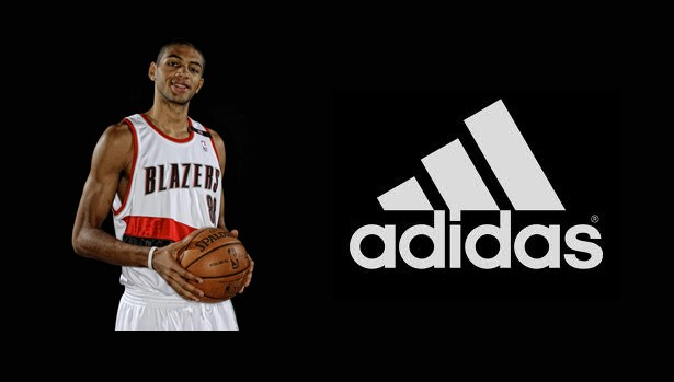 Portland's Nicolas Batum Appearance at adidas Outlet Store at Woodburn Company Stores in Woodburn.