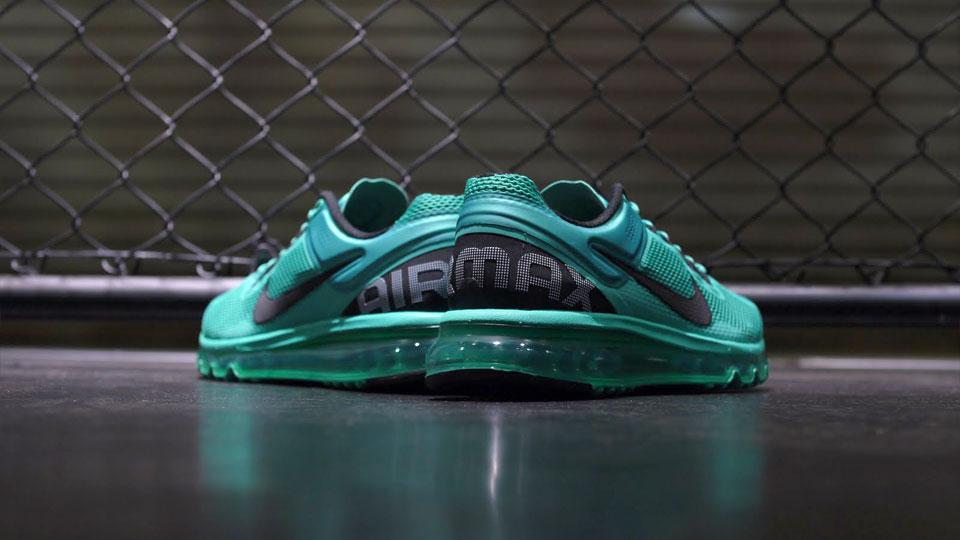 nike air max 2013 green
