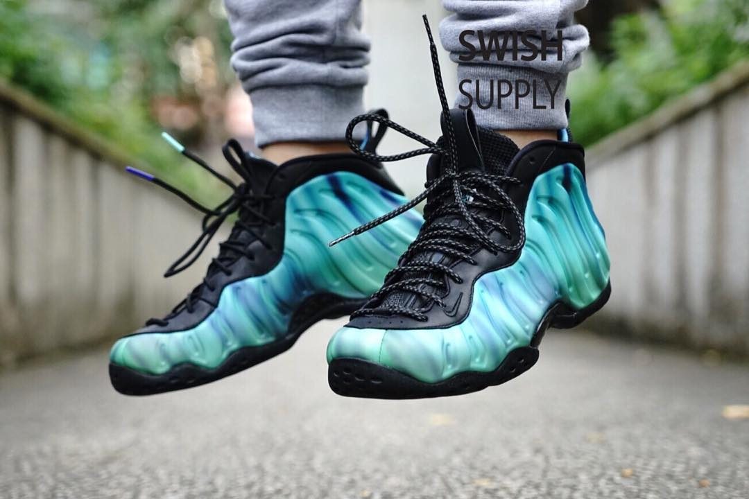 c4a5cde7f71 Northern Lights  Hit the Nike Foamposite Next Week