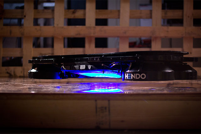 A Company Created a Hoverboard to Possibly Go Along with Your Nike MAGs in 2015