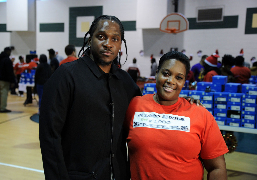 adidas Sponsors Pusha T 1000 Shoes for a 1000 Smiles Event (21)