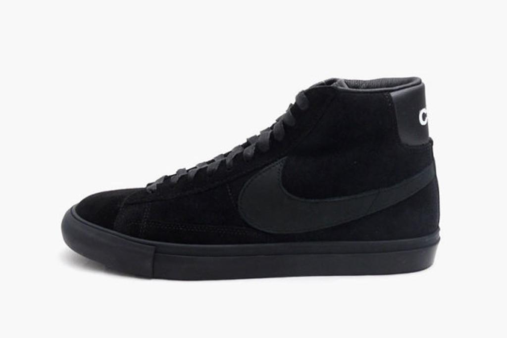 COMME des GARCONS x Nike Blazer High
