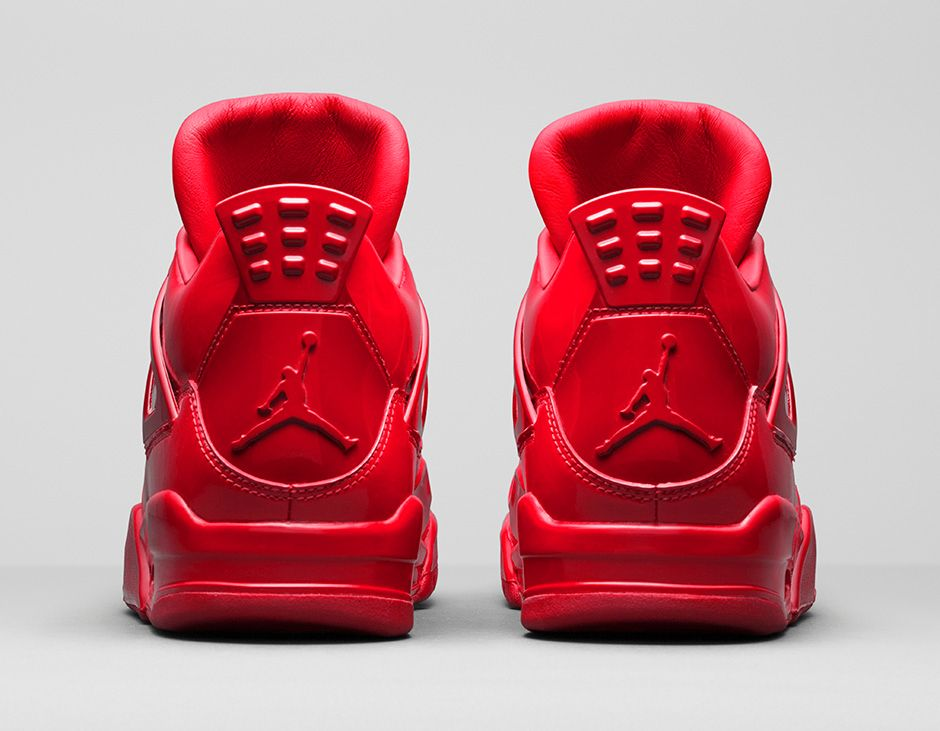 Air Jordan 11Lab4 Red Release Date 719864-600 (6)
