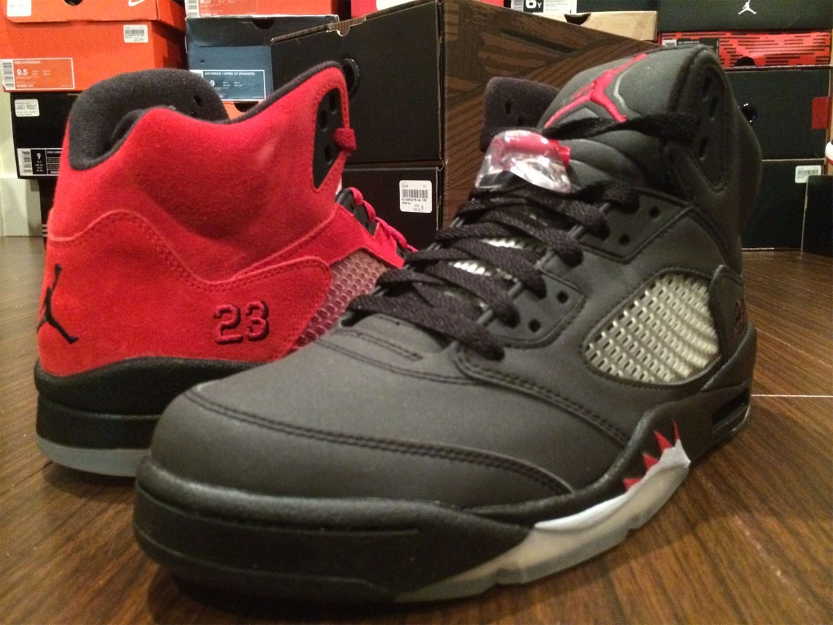 Air Jordan 5 DMP Raging Bull (2008)
