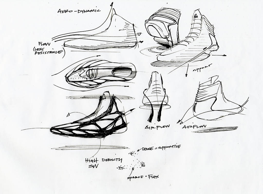 adidas adiZero Crazy Light 2 Sketch (2)