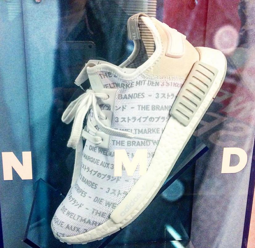 Adidas Nmd Three Stripes
