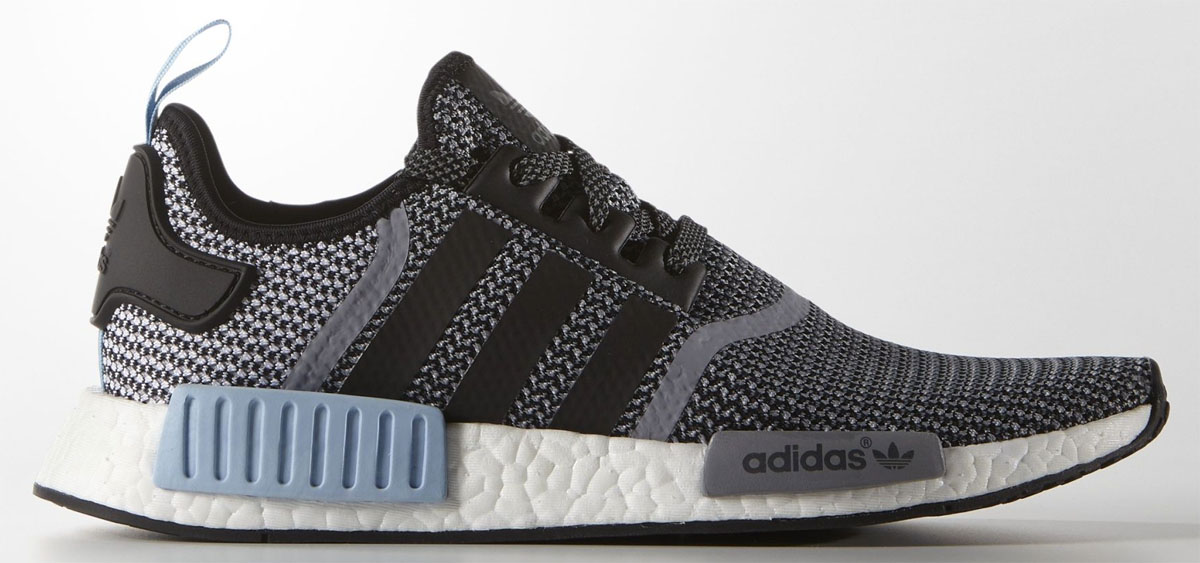 adidas NMD Grey/Blue
