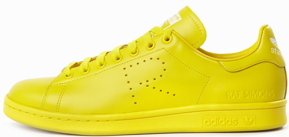 adidas Raf Simons Stan Smith Yellow/Yellow