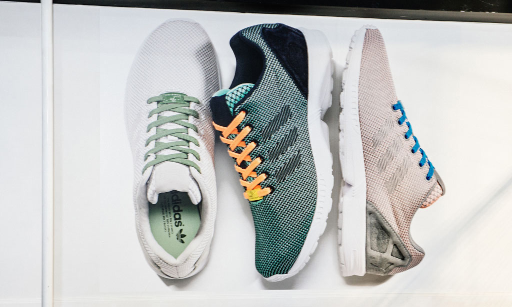 adidas ZX Flux Installation at BAIT (5)