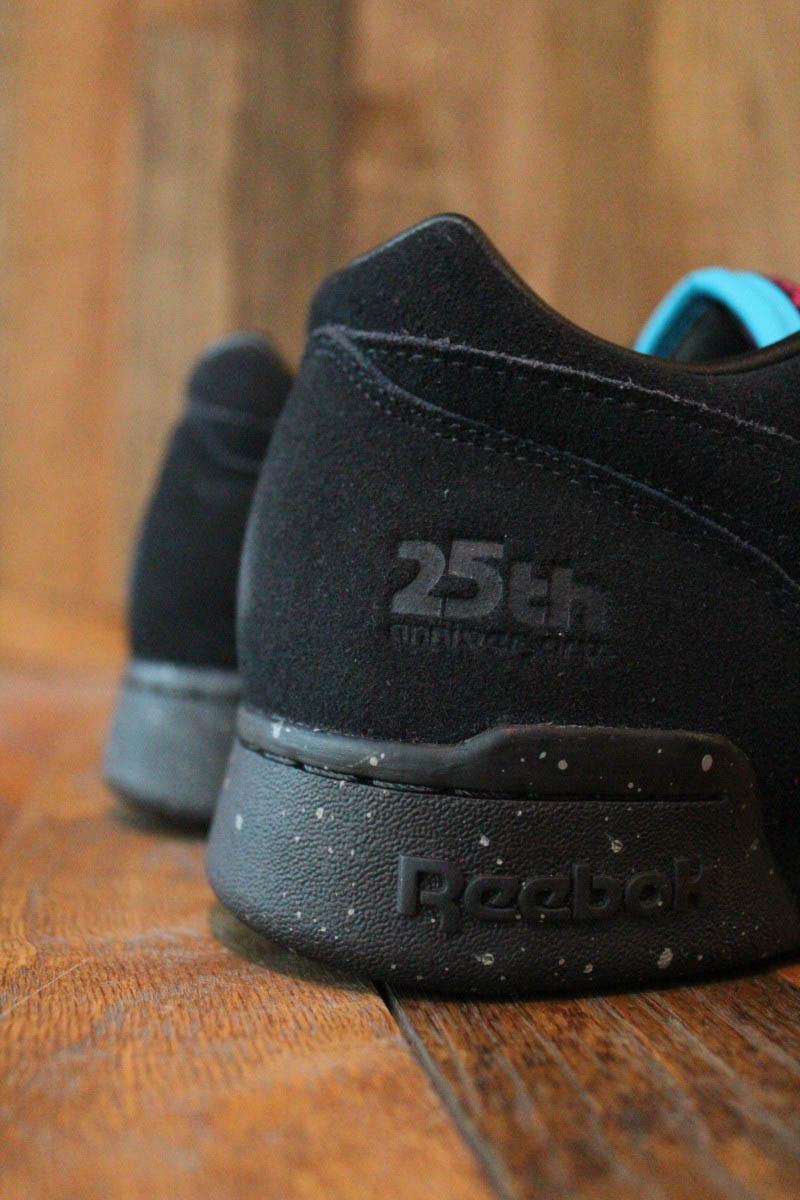 Reebok Workout Plus 25th Anniversary Black  0a6071eaf