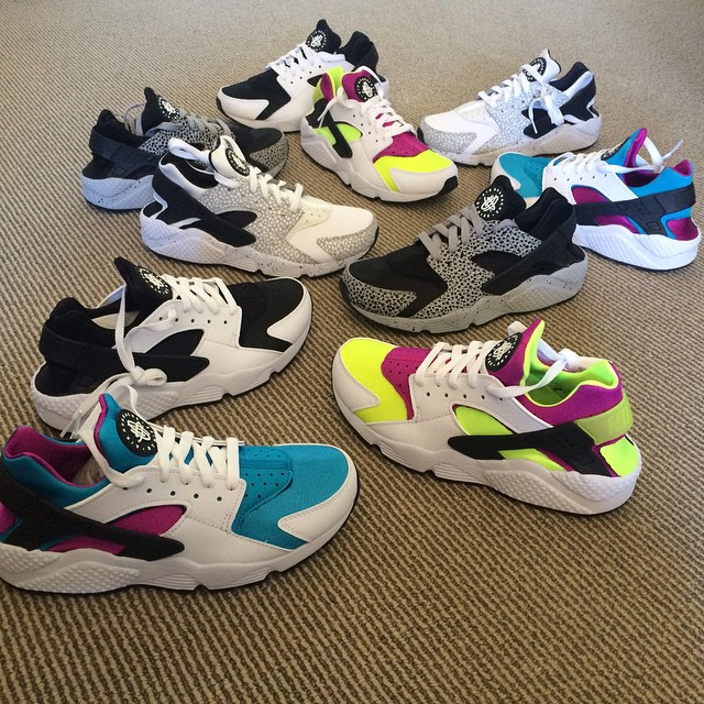 Air Huarache Nike Id
