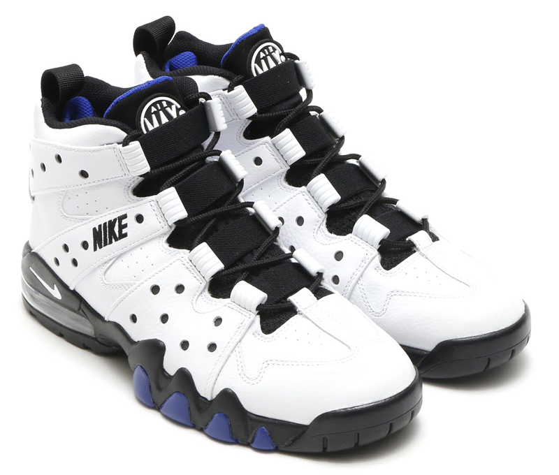 new arrival 5d062 8a33a See How the Nike Air Max2 CB 94 Retro Looks On-Feet   Sole Collector