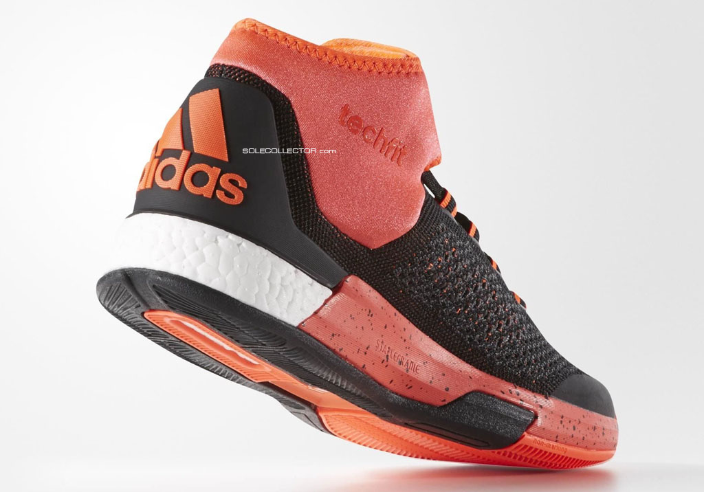 adidas Crazylight 2015 Mid Black/Infrared (5)