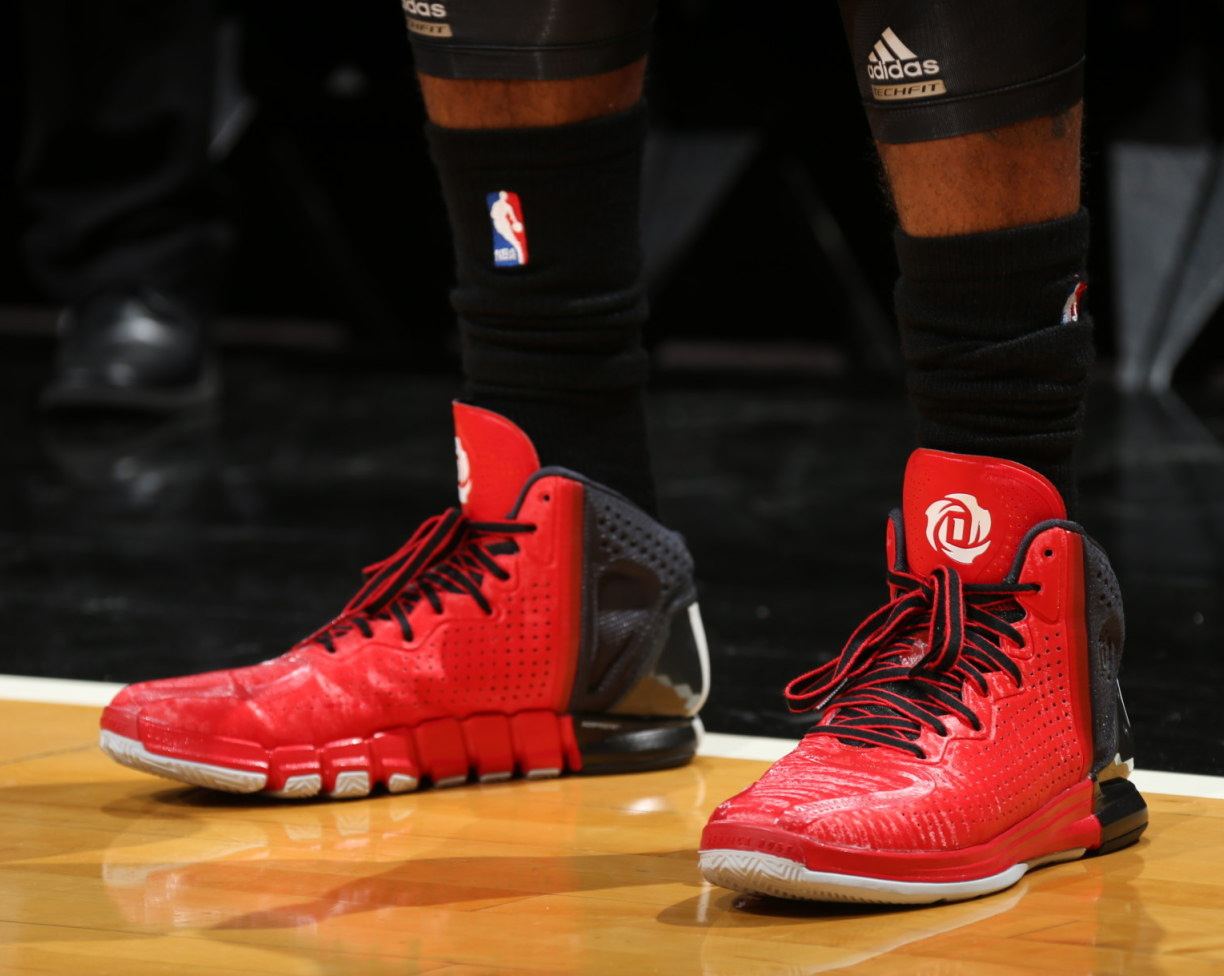 "Derrick Rose Returns In ""Brenda"" Adidas Rose 4 // Sole ..."
