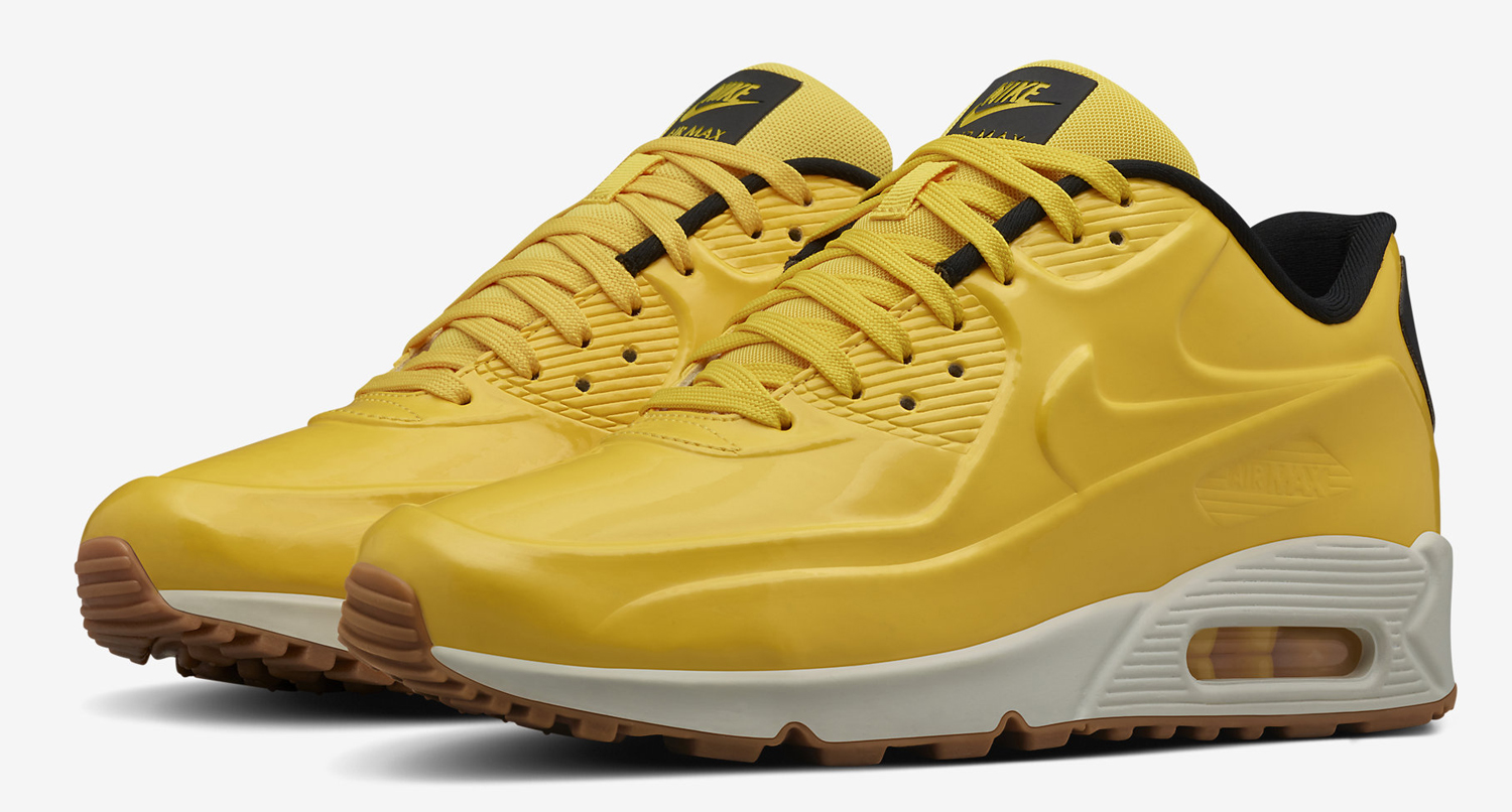 half off 831ee a837f Nike Air Max 90 VT Yellow