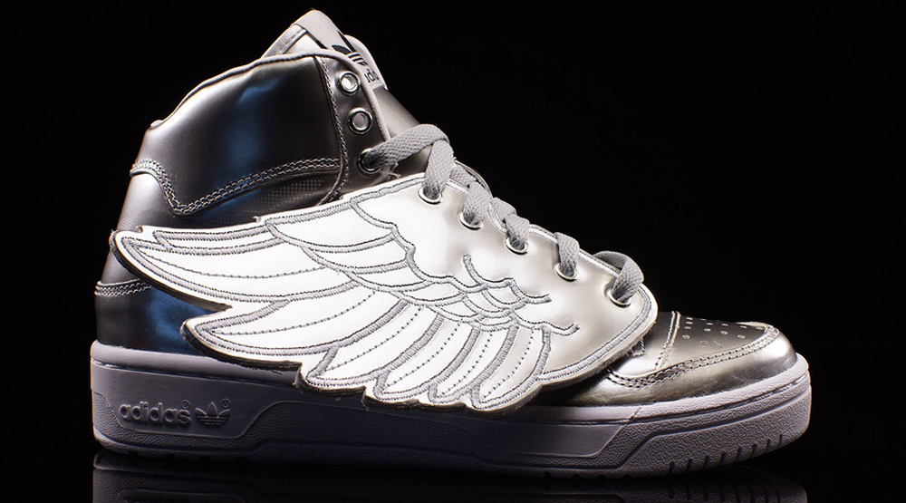 3d22c091cb5f Jeremy Scott s Latest Ostentatious Adidas Sneaker