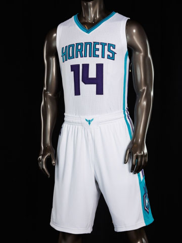 Charlotte Hornets Unveil New Uniforms for 2014-2015 Season (1)
