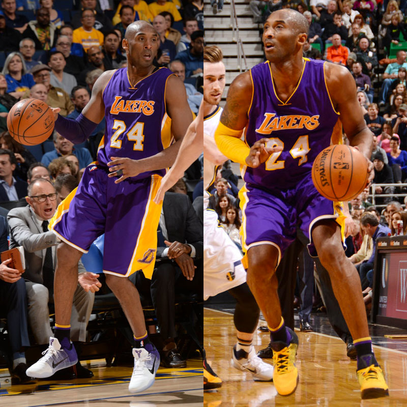 #SoleWatch NBA Power Ranking for January 17: Kobe Bryant