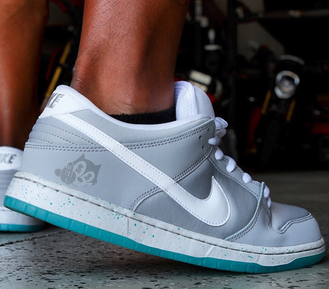 cheaper 04bc4 fa242 Release Date Nike SB Dunk Low McFly  Sole Collector