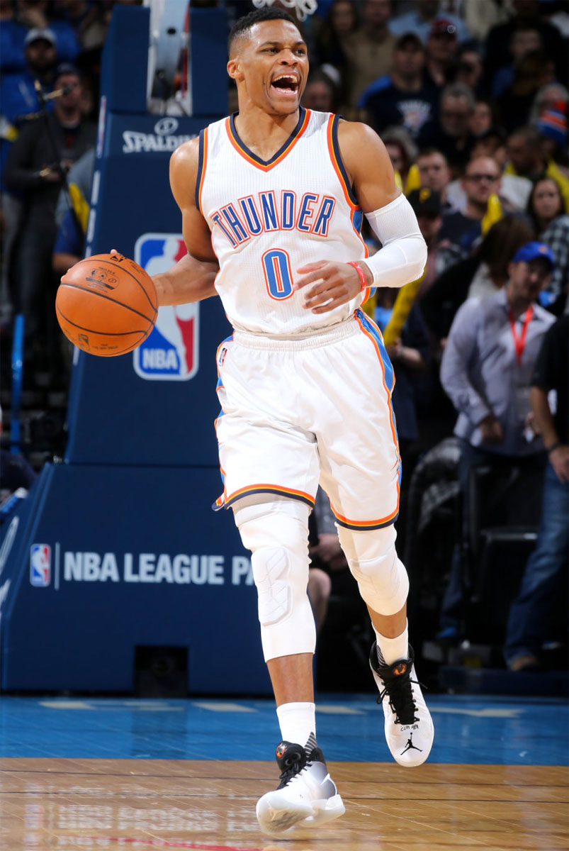 Russell Westbrook Debuts the Air Jordan XXX (3)