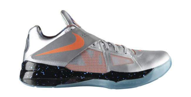 Top 24 KD IV Colorways for Kevin Durant's 24th Birthday // All-Star Galaxy