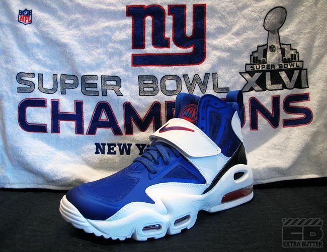 Nike Air Max Express - New York Giants