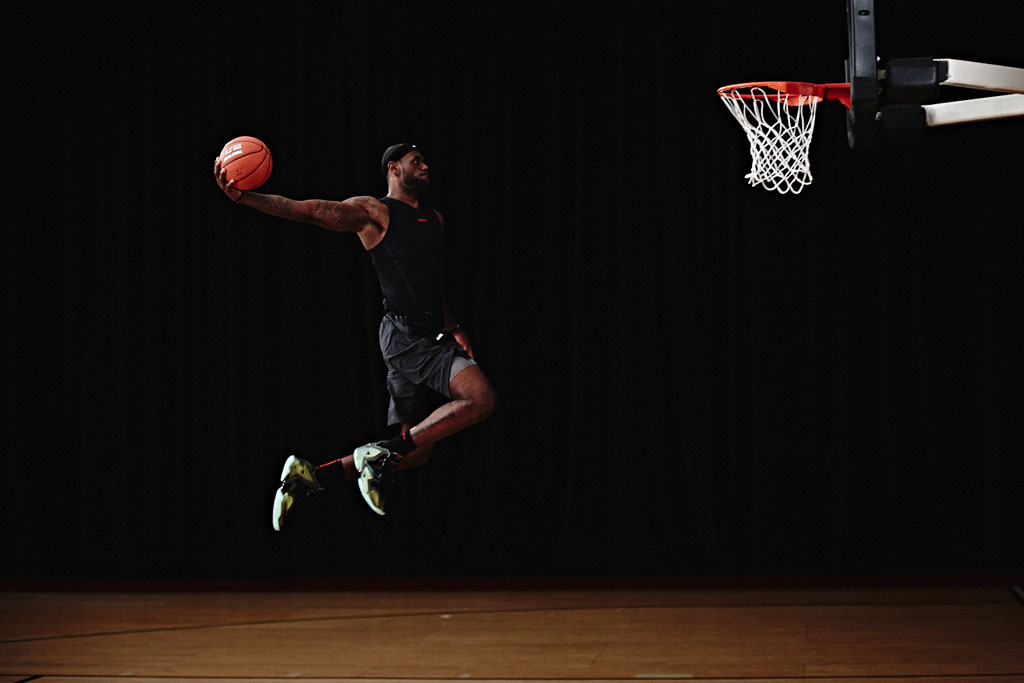 Nike Presents: LeBron James 'Rubber City Soul' Poem (3)