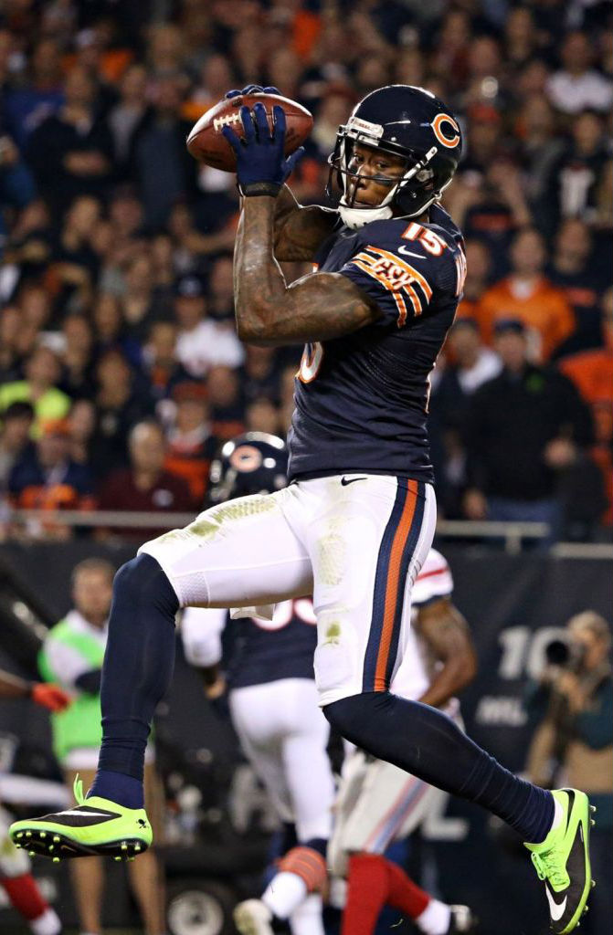 Brandon Marshall Wears Green Nike Hypervenom for Mental Illness Awareness (2)